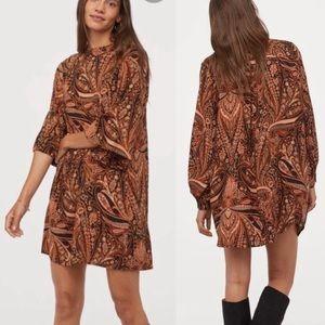 Richard Allen x H&M Boho Mini Dress 6